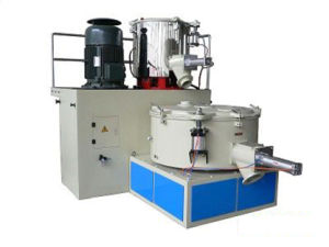 Mixer; Mixing Machine, High Speed Mixer for Plastic Twin Screw Extruder pictures & photos