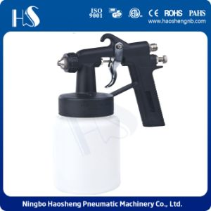 HS-472p Low Pressure Spray Gun for Brazil Market Inside Air Envornment Protect pictures & photos