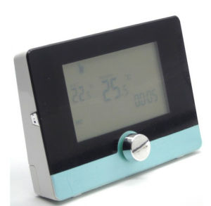 Rotary Knob Programmable Boiler Thermostat Controller with Battery Power pictures & photos