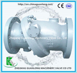 Flanged Tilting Disc Non Slam Swing Non Return Check Valve pictures & photos