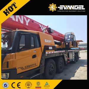 Sany 75ton Mobile Truck Mounted Crane Stc750 pictures & photos