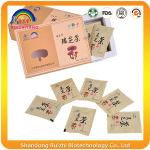 Organic Ganoderma Tea From Plant Herbal Extract pictures & photos