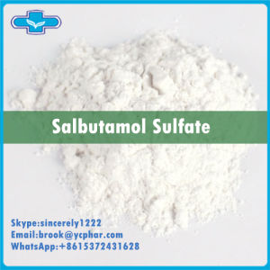 99% Purity Pharmaceuticla Raw Material Salbutamol Sulfate Albuterol Sulfate pictures & photos