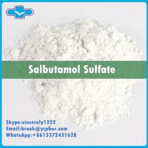 99% Purity Pharmaceuticla Raw Material Salbutamol Sulfate Albuterol Sulfate