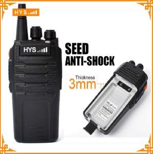 10W VHF or UHF Handheld Anti-Shock Two Way Radio