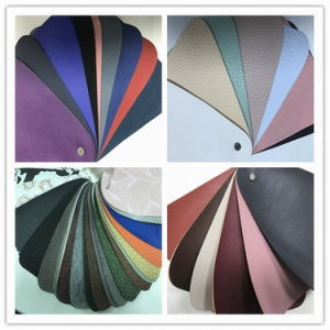 2017 Soft PVC Leather for Bags, Bag Leather, Leather Bags pictures & photos