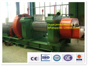 Rubber Crusher for High Automatic Rubber Powder Production Process pictures & photos