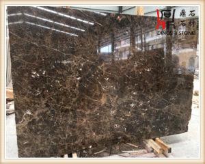 High Quatily Emperador Dark Marble Slabs Kitchen Countertops pictures & photos