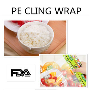 Free Sample PE Cling Film for Pallet Wrap pictures & photos