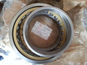 Excavator Bearings Angular Contact Ball Bearing Bd185-6A pictures & photos