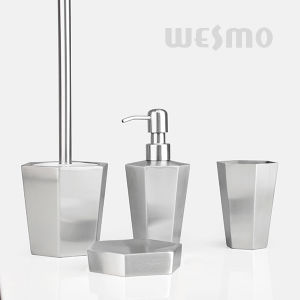 Hexagonal Shape Stainless Steel Bath Accessory (WBS0817A) pictures & photos