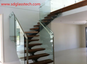 3-19mm Polished Tempered/ Toughened Glass with Ce SGCC pictures & photos