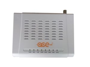 Vista-B03-504 Ace 4fe + CATV FTTH Epon ONU pictures & photos
