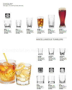 Glass Juice Cup Drinking Cup Glassware pictures & photos
