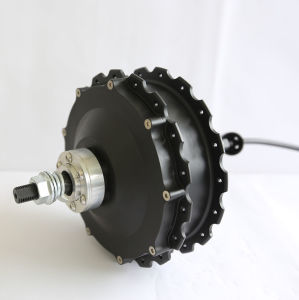 48volt Electric Wheel Hub Motor Motor Wheel Electric Scooter