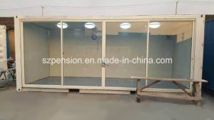 Big Sales High Quality Modified Container Prefabricated/Prefab Sunshine Room/House pictures & photos