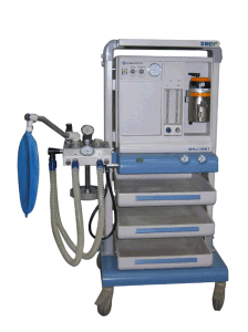 ICU Medical Equipment Anesthesia Machine pictures & photos