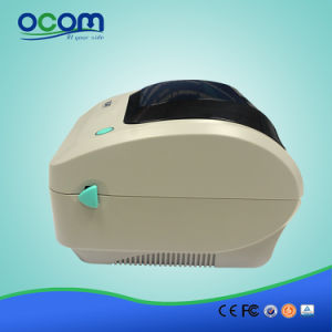 New Design 108mm Thermal Direct Barcode Label Printer pictures & photos