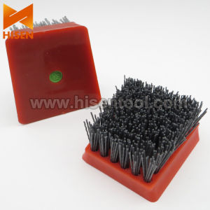 Frankfurt Silicon Carbide Brush for Marble and Granite pictures & photos