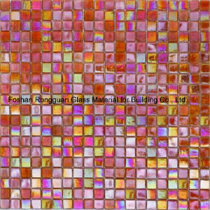 Glass Mosaic Rainbow Color for Background Wall pictures & photos