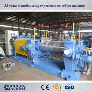 Heavy Duty Two Roll Mixing Machine/Rubber Mixing Machine Xk-450 pictures & photos