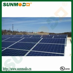 Flat Roof Solar Panel Mounting System pictures & photos