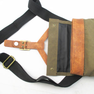 Canvas Travel Single Strap Shoulder Sling Messenger Bag pictures & photos