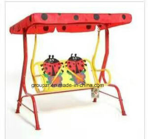 Outdoor Metal Leisure Kids Swing Chair pictures & photos