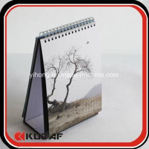 Landscape Desktop Tent Calendar Printing pictures & photos