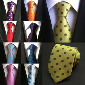 Wholesale Woven Silk Ties (A022) pictures & photos