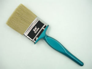 Good Price White Bristle Brush with Plastic Handle pictures & photos