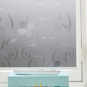 Static Cling Window Film Refraction Series-Z026 pictures & photos