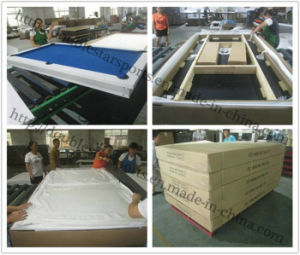 Good Sale MDF Pool Table Billiard Table Price pictures & photos