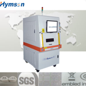 355nm UV Laser Marking Machine for All Materials Plastic Laser Marking Machine pictures & photos