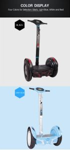 Smart Two Wheels Self Balancing Electric Mobility Scooter pictures & photos