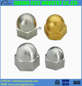 Hex Domed Cap Nut / Acorn Nut pictures & photos