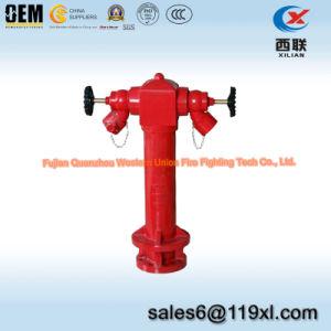 2 Ways Cast Iron/Ductile Iron BS750 Pillar Hydrant Landing Valve Pillar Hydrant pictures & photos