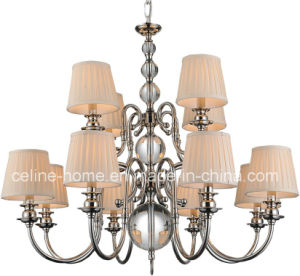 Modern Crystal Chandelier Lighting (SL2010-8+4) pictures & photos