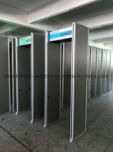 6 Zones Walk Through Metal Detector Scanner Archway Metal Detector Scanner pictures & photos