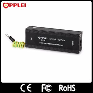 Ethernet Power Supply Lightning Protectors Poe CAT6 IP Camera Surge Arrester pictures & photos