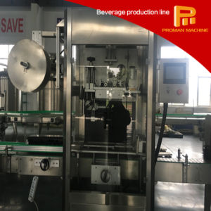 Straight Line Automatic Detergent Liquid Bottling Equipment pictures & photos