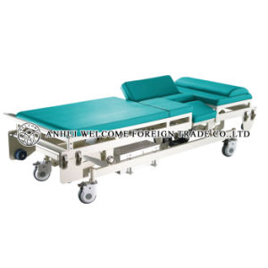 E Ultra Bed for Cardiac Examination EU-EU-2/C, EU-EU-3, EU-EU-6 pictures & photos