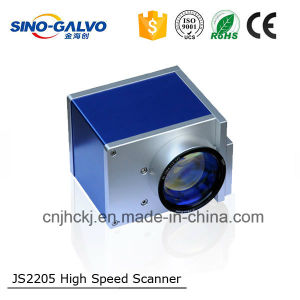 High Effciency Js2205 12mm Beam Aperture Laser Galvo Scan pictures & photos