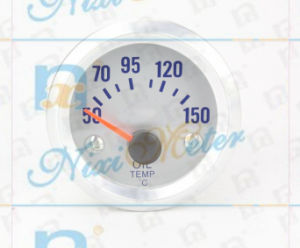 "2"" 52mm 50-150 Water Temperature Gauge White Dial pictures & photos"