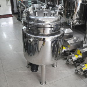 Stainless Steel Mixing Tank for Shampoo/Liquid Soap pictures & photos