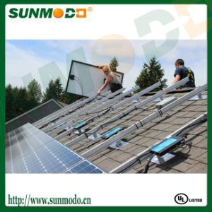 Roof Top Solar Installations Rack Bracket pictures & photos