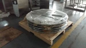 China Electric Packing Rotating Packing Table pictures & photos