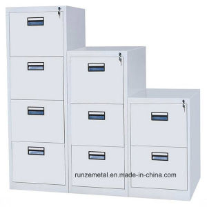 4 Drawer Metal File Cabinet pictures & photos