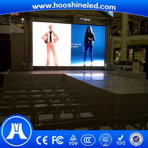 Energy Saving Indoor Full Color P5 LED Display Supplier pictures & photos