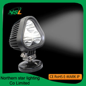 LED Working Light 30W 3PCS * 10W CREE Chip Spot Flood Beam Cars Auto Parts Totron pictures & photos